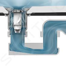 Villeroy & Boch Finion - Lave-mains avec trop-plein dissimulé, 430x390 mm, avec CeramicPlus, blanc alpin 436444R1