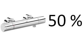 Grohtherm 3000 Cosmopolitan Termostatická sprchová batéria