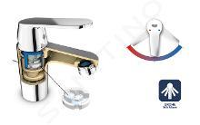 Grohe Grandera - Mitigeur de lavabo, chrome 23303000