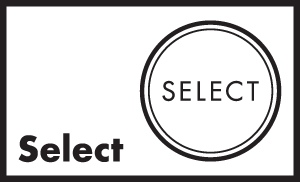 Select (in de badkamer)