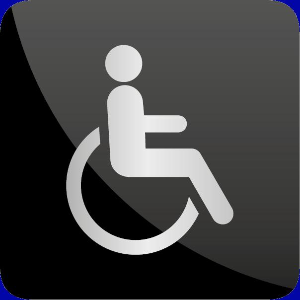 Pro tělesně postižené