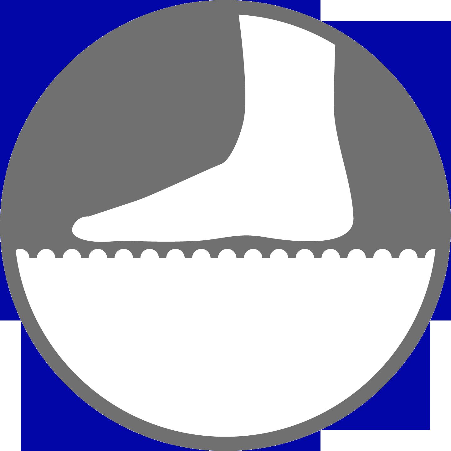 Protiskluzová povrchová úprava (antislip, antislide)