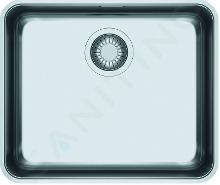 Franke Aton - Drez ANX 110-48, 510x430 mm, nerezový 122.0204.649IIJ2
