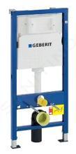 Geberit Duofix - Montážny prvok na závesné WC, 112 cm, splachovacia nádržka pod omietku Delta 12 cm 458.103.00.1IIJ1
