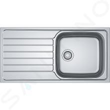 Franke Spark - Drez SKX 611-100, 1000x500 mm, nerezový 101.0504.059IIJ1