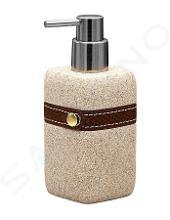 Sapho Ridder - Dávkovač mydla Superior na postavenie, 270 ml, béžová 2232509