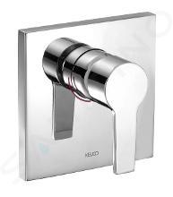Keuco Edition 11 - Mitigeur de douche encastré, chrome 51171010182