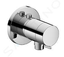 Keuco IXMO - SOLO inbouw thermostatische douchekraan incl. inbouwdeel, chroom 59554010021