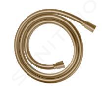 Hansgrohe Hadice - Sprchová hadice 1250 mm, kartáčovaný bronz 28272140