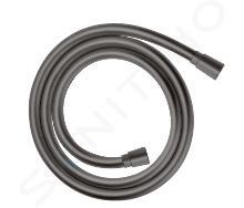 Hansgrohe Hadice - Sprchová hadice 1250 mm, kartáčovaný černý chrom 28272340
