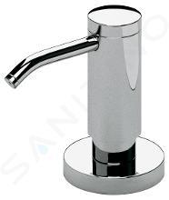Keuco Plan - Distributeur de savon, encastrable, 500 ml, chrome 14949010200