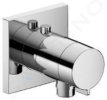 Keuco IXMO - Inbouw thermostatische kraan, met slangaansluiting, chroom 59554010002
