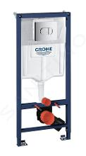 Grohe Solido - Set de bâti-support et la plaque Arena Cosmopolitan, chrome 38981000