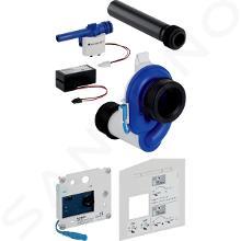 Geberit Systèmes de chasse d'eau - Commande d'urinoir à déclenchement électronique du rinçage, alimentation sur secteur 116.010.00.1