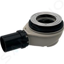 Geberit Zubehör - Duschablaufgarnitur für Duschtassen, Ablauf 90 mm, Höhe des Wasserverschlusses 50 mm 150.550.00.1