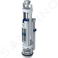 Geberit Zubehör - Auslassventil Impuls 290, 2 Spülwassermengen, Chrom poliert 282.350.21.2