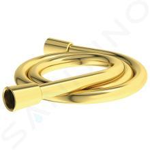 Ideal Standard Archimodule - Brauseschlauch Idealflex 1,75 m, Brushed Gold A4109A2