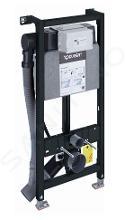 Duravit DuraSystem - Predstenová inštalácia pre závesné WC, 115 cm, odsávanie zápachu, hygienické splachovanie WD1014000000
