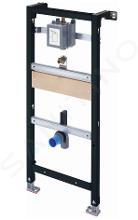Duravit DuraSystem - Předstěnová instalace pro pisoár, 115 cm, pro podomítkový tlakový splachovač WD3004000000