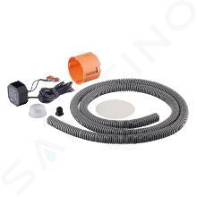 Duravit Accessoires - Set de montage brut pour rinçage hygiénique, alimentation sur secteur WD6004000000