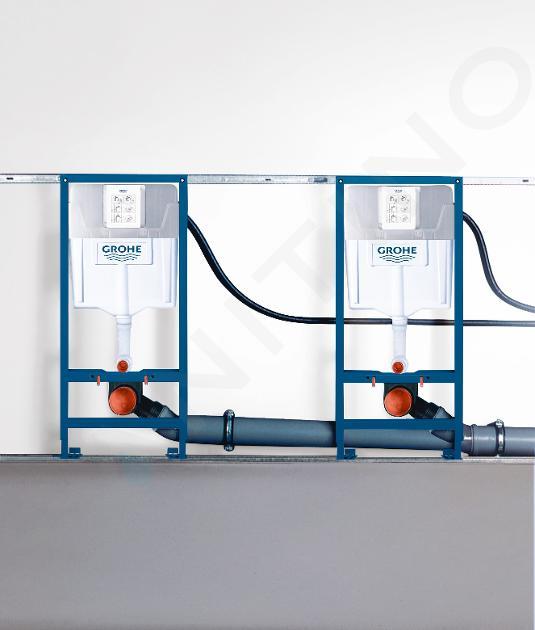Grohe Rapid SL - Rapid SL pour WC suspendus 38528001