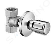 Schell Comfort - Uzavírací a regulační ventil DN20, chrom 191150699