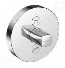Kludi Push - Baterie pod omítku pro 2 spotřebiče, chrom 387120538