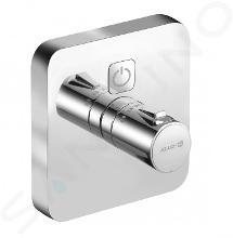 Kludi Push - Termostatická sprchová baterie pod omítku, pro 1 výstup, chrom 389010538