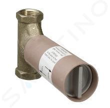 Hansgrohe Montážní tělesa - Základní těleso pro uzavírací ventil pod omítku DN 20 15970180