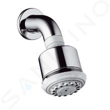 Hansgrohe Clubmaster - Hoofddouche 3jet douchearm, chroom 27475000