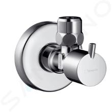 Hansgrohe Robinets d'angle - Vanne équerre S, chrome 13901000