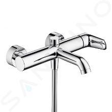 Axor Citterio M - Miscelatore monocomando per vasca da bagno, cromato 34420000