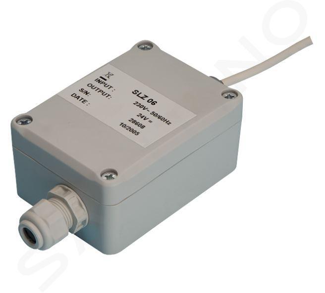 Sanela Sources d'alimentation - Source d'alimentation 230V AC/24V CC, 1 vanne SLZ 06