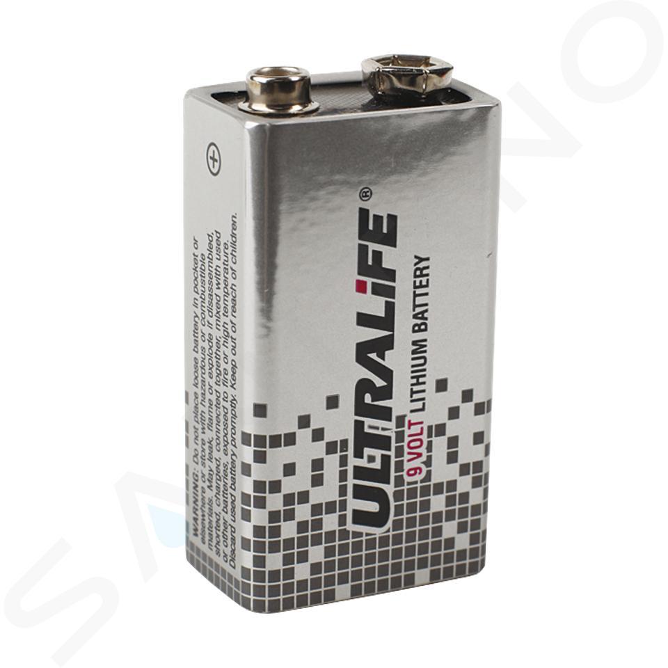 Sanela Příslušenství - Napájecí lithiová baterie 9V/1300mAh, typ U9VL SLA 09