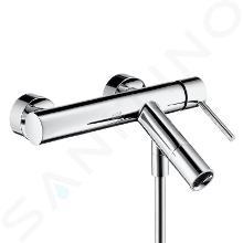 Axor Starck - Miscelatore monocomando per vasca da bagno, cromato 10411000