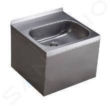 Sanela Umývadlá z nehrdzavejúcej ocele - Umývadlo z nehrdzavejúcej ocele SLUN 13