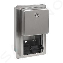 Sanela Nerezové doplňky - Nerezový zásobník na toaletní papír SLZN 26Z
