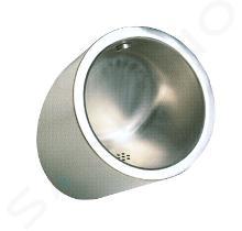Sanela Pisoáre z nehrdzavejúcej ocele - Guľatý pisoár z nehrdzavejúcej ocele SLPN 06
