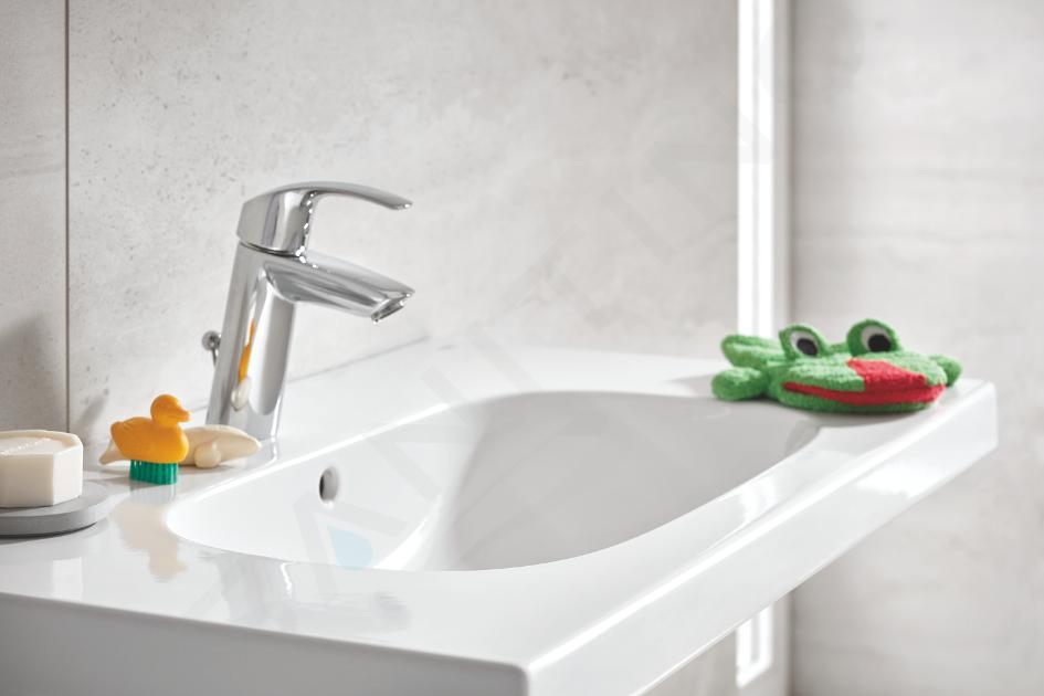 Grohe Eurosmart - Mitigeur de lavabo, chrome 23322001