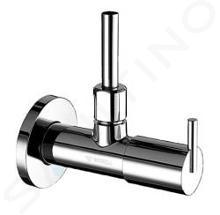 Schell Puris - Designový rohový ventil PURIS, chróm 053110699