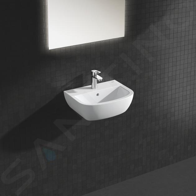 Grohe BauLoop - Mitigeur de lavabo, chrome 23335000