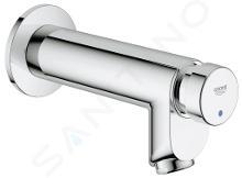Grohe Euroeco Cosmopolitan T - Samouzatvárací nástenný ventil, chróm 36266000