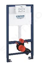 Grohe Rapid SL - Předstěnový instalační prvek pro závěsné WC, splachovací nádržka GD2 38525001