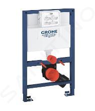 Grohe Rapid SL - Predstenový inštalačný prvok na závesné WC, splachovacia nádržka GD2 38526000