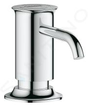 Grohe Toebehoren - Authentic zeepdispenser, chroom 40537000