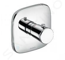 Kludi Amba - Thermostatarmatur - Unterputz, chrom 537290575