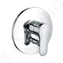 Kludi Objekta - Mitigeur de baignoire encastré, chrome 326500575