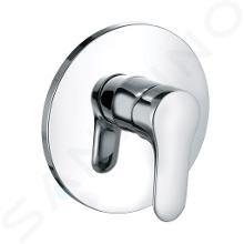 Kludi Objekta - Mitigeur de douche encastré, chrome 326550575