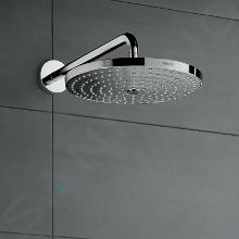 Hansgrohe Raindance Select S - Kopfbrause 240, Ausladung 390 mm, 2 Strahlen, verchromt 26466000