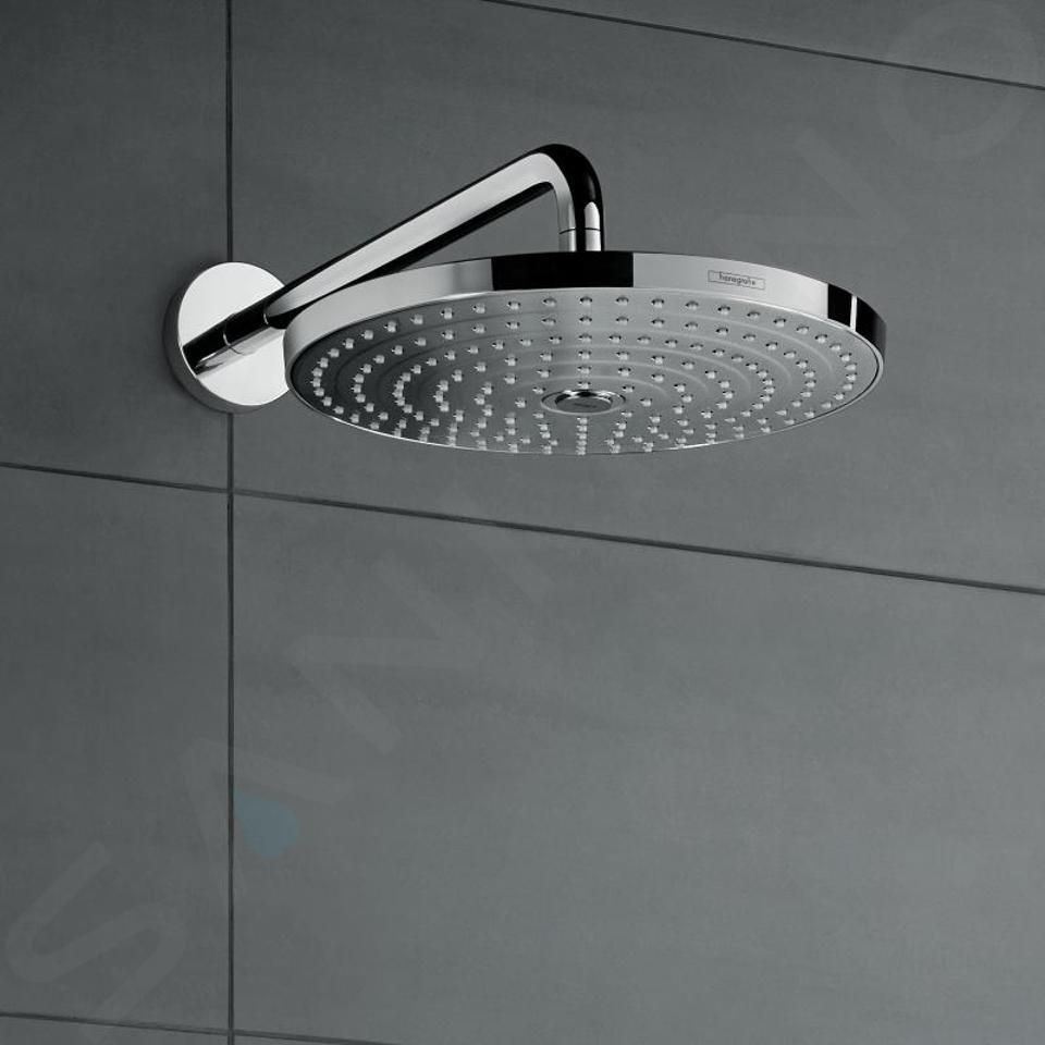 Hansgrohe Raindance Select S - Hoofddouche 240, 2jet, douchearm 390 mm, chroom 26466000